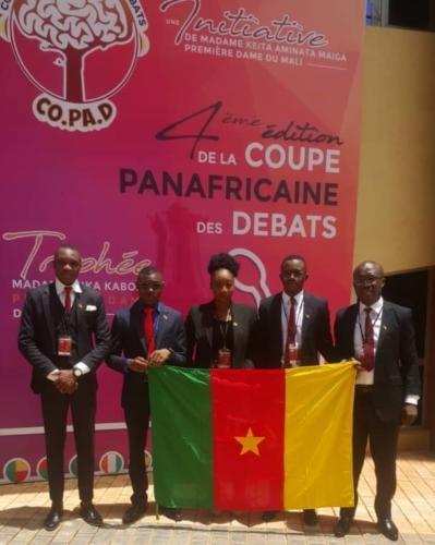 4eme edition de la Coupe Panafricaine des Debats-1