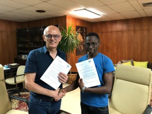 Accord de coopération RIPAO- Université Senghor d'Alexandrie en EGYPTE
