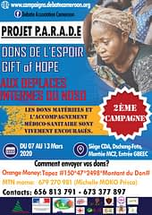 2ème campagne dons